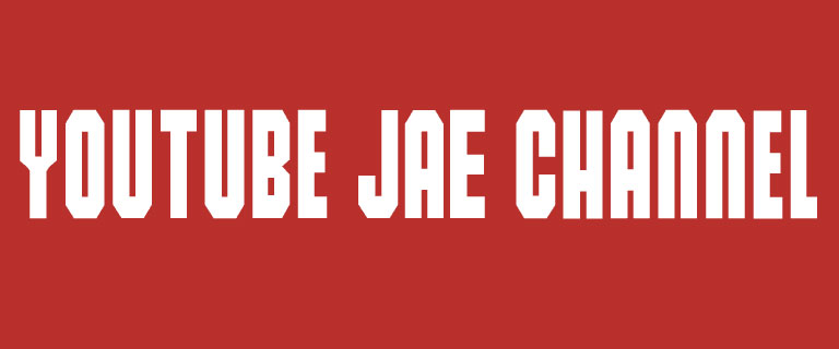 YouTube JAE CHANNEL